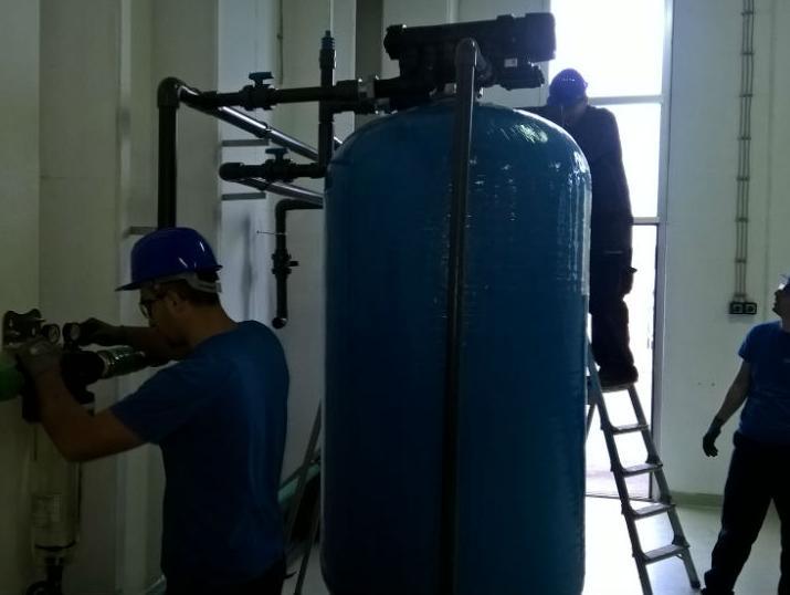 Euroaquaing pustio u rad automatski sistem za prečišćavanje vode