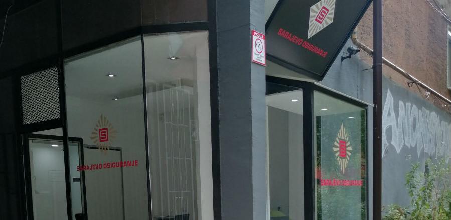 Novo prodajno mjesto Sarajevo-osiguranja u Starom Gradu