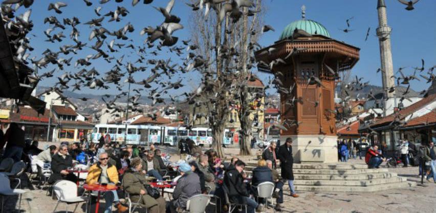 Za 11 mjeseci više od 1,22 miliona turista