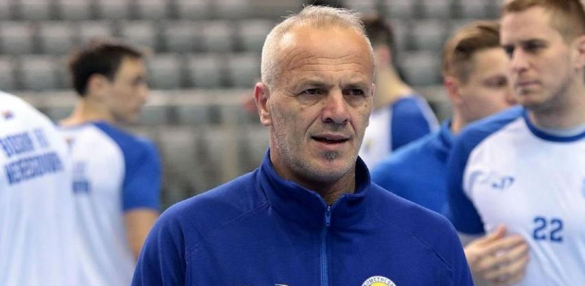 Naredne sedmice potvrda: Šuman ostaje selektor rukometne reprezentacije BiH