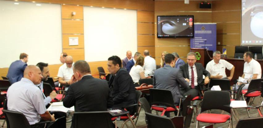 Susreti bh. privrednika s članicama Američke trgovinske komore Kosova