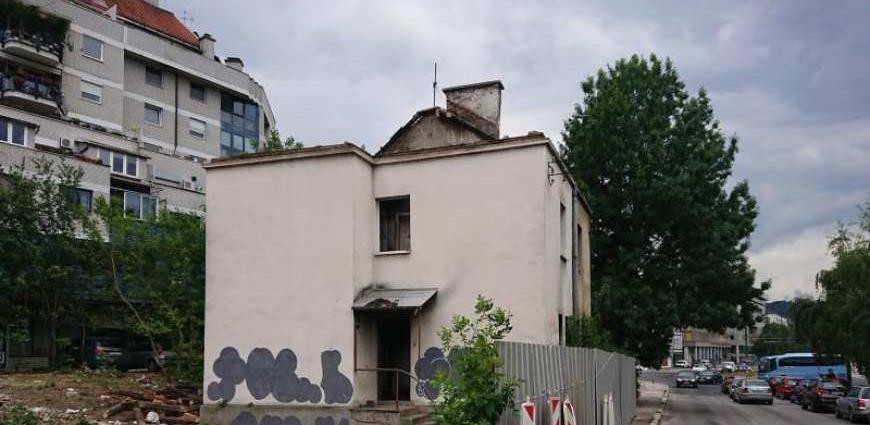 Počelo rušenje 'druge kuće' na prvoj dionici Prve transverzale
