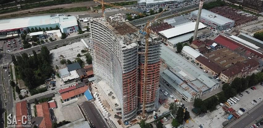 """Kompanija Smart Invest se oglasila u vezi projekta """"Sarajevo Tower"""""""