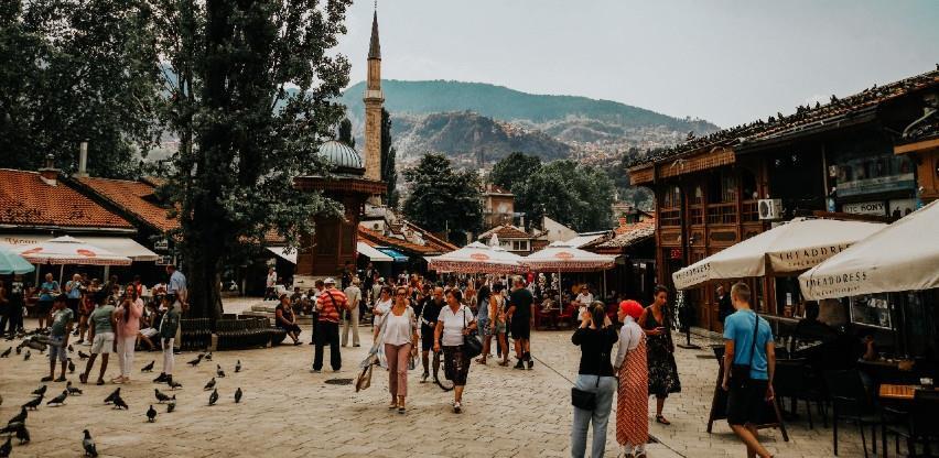 U prvih sedam mjeseci u BiH blizu 1,1 milion noćenja turista