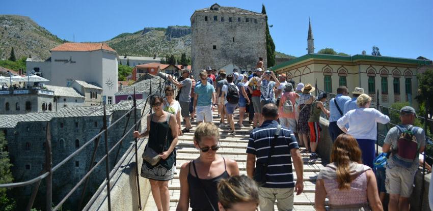 U 11 mjeseci više turista za 12,6 odsto