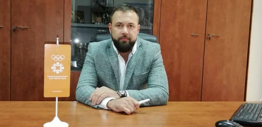 Kenan Magoda je novi direktor KJP ZOI'84 OCS