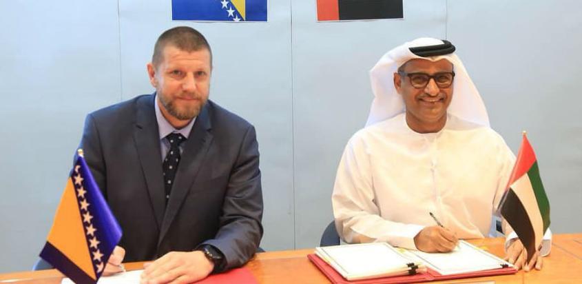 U Dubaiju potpisao sporazum o zračnom prometu između BiH i UAE