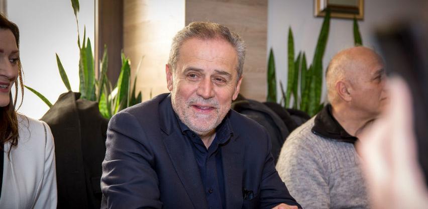 """Bandić u Dubaiju dogovara projekt vijeka """"Zagrebački Manhattan"""""""