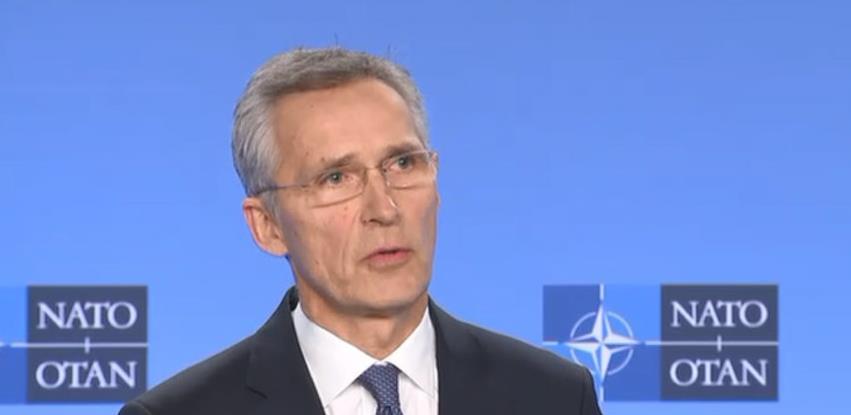 Stoltenberg: NATO nastavlja podržavati BiH