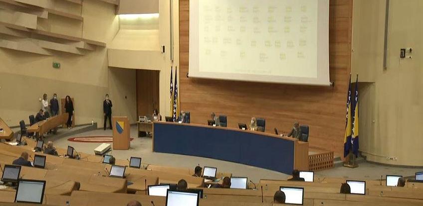 Predstavnički dom PSBiH usvojio Budžet