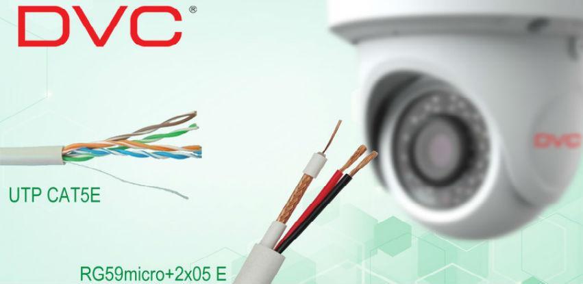 DSC Savjeti za spajanje AHD kamera