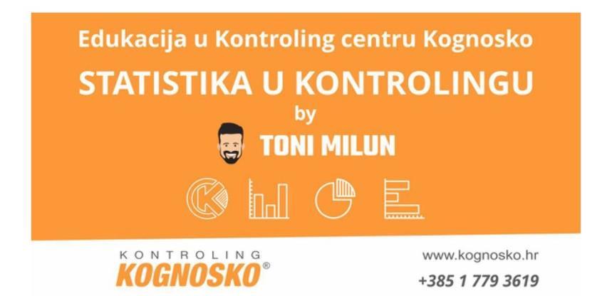 UŽIVO Toni Milun u Kontroling centru Kognosko 23. i 24.06.