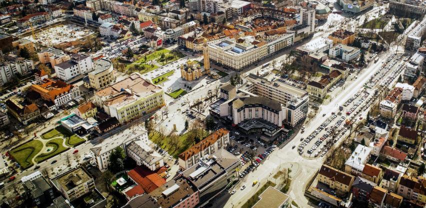 Raspisan međunarodni konkurs za centralnu gradsku zonu u Banjoj Luci