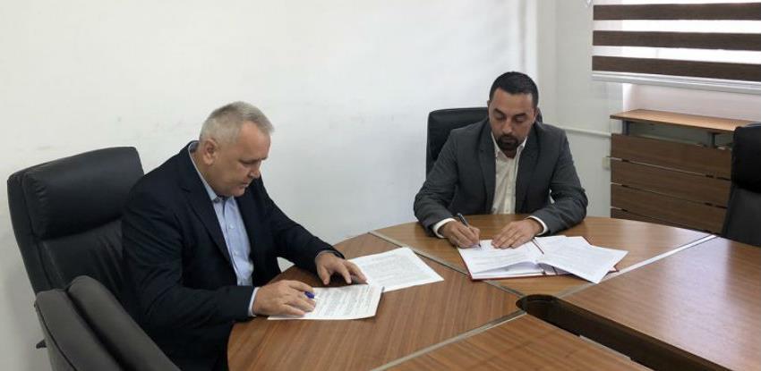 Potpisan ugovor o izgradnji kolektora u Doboju