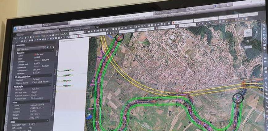 Predstavljen glavni projekat uređenja korita rijeke Spreče u Gračanici
