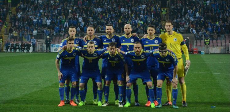 BiH napredovala jednu poziciju na FIFA rang listi, Francuska na prvom mjestu