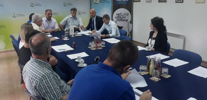 Podrška za 11 preduzeća s područja Unsko-sanskog kantona