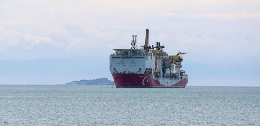 """Turski brod za bušenje """"Fatih"""" će 29. maja uploviti u Crno more"""