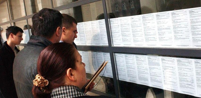 U BiH krajem februara 402.888 registrovanih nezaposlenih osoba