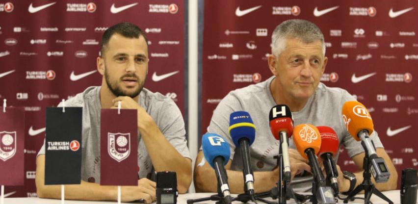 Fudbaleri Sarajeva večeras protiv Celtica
