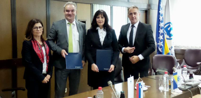 Energoinvest i Tevel potpisali ugovor o poslovno - tehničkoj saradnji