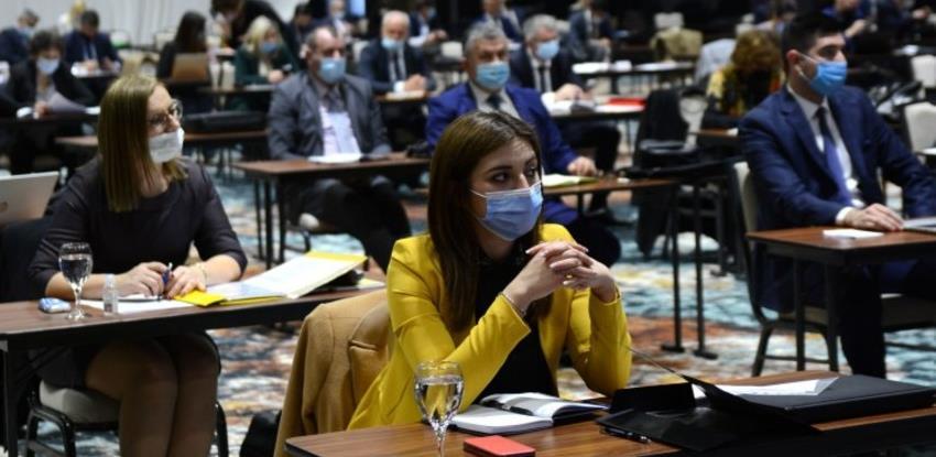 Usvojen izvještaj o poslovanju Aerodroma Sarajevo prije pandemije
