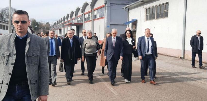Scanlan i Koç u Brčkom o projektima ekonomskog razvoja Distrikta