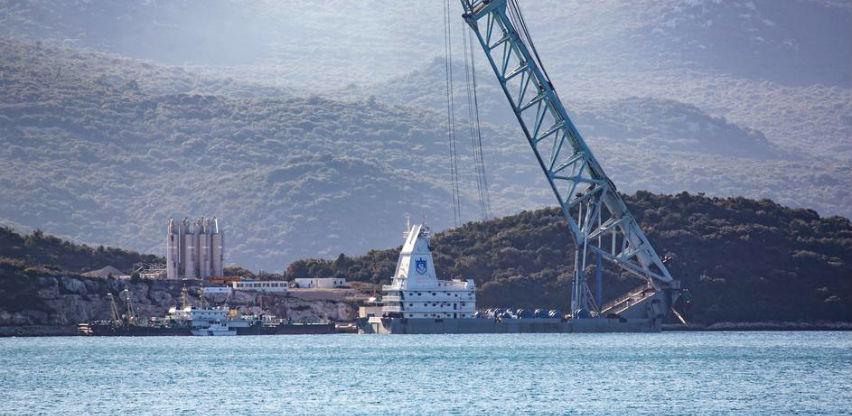 Zaustavljen konkurs za gradnju pristupne ceste Pelješkom mostu