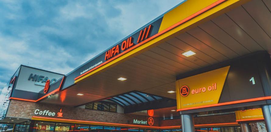 Novim investicijama Hifa Oil značajnije ulazi u sektor maloprodaje