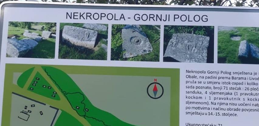 Nekropola stećaka u Pologu kod Mostara proglašena nacionalnim spomenikom BiH