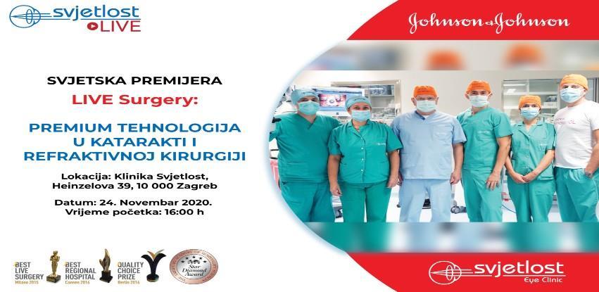 Premium tehnologija u katarakti  i refraktivnoj kirurgiji