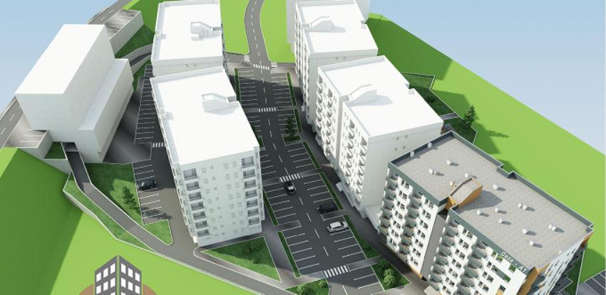 Kompanija Dženex u Tuzli gradi novi stambeni kompleks 'Naselje Oaza'