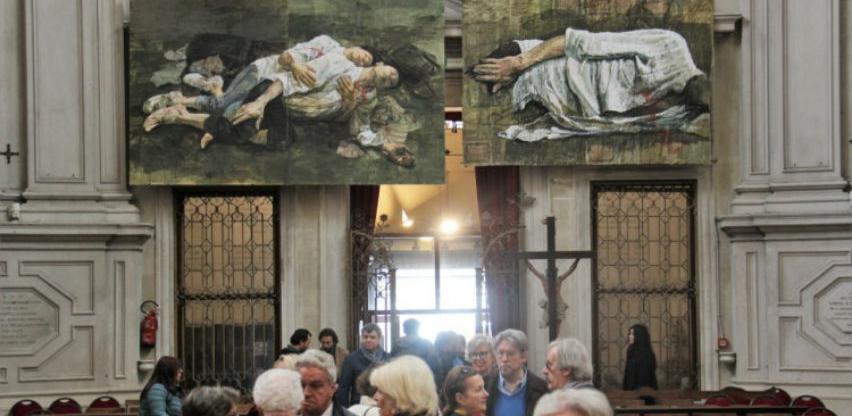 Sarajevski Romeo i Julija slikara Safeta Zeca krase izložbu u Veneciji