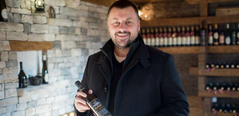 Prijem za direktora vinskog podruma Vukoje