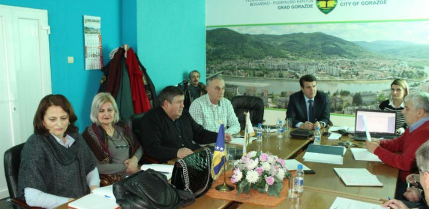 Izgradnja kružnog toka i rekonstrukcija mosta u Goraždu počinje u martu