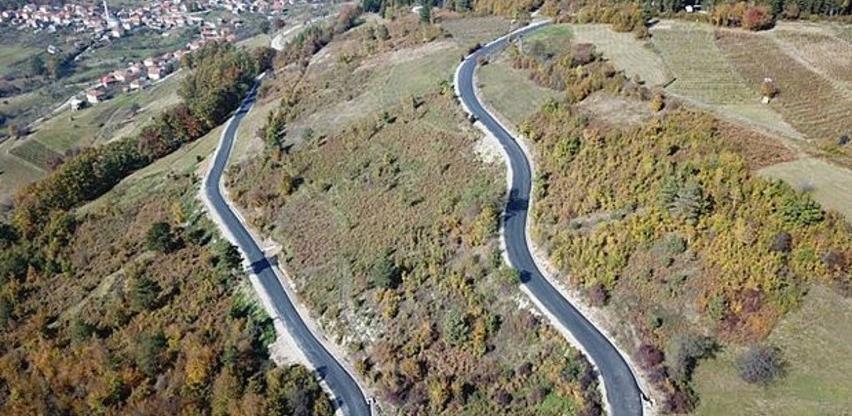 Ulaganja u putnu infrastrukturu na području grada Zenice za 2020. godinu