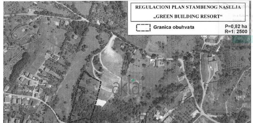 "Na Poljinama će se graditi stambeno naselje ""Green building resort"""