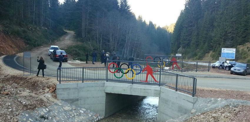 Otvoren most na rijeci Bistrici vrijedan oko 120.000 KM