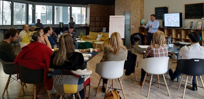 """Kroz program """"Startup Akademija"""" 20 timova započelo razvoj poslovnih ideja"""