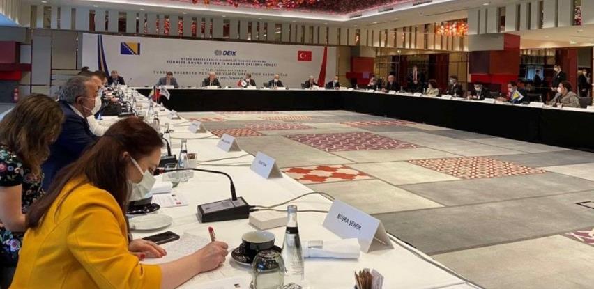Sastanak s privrednicima: Trgovinsku razmjenu s Turskom podići na milijardu dolara godišnje