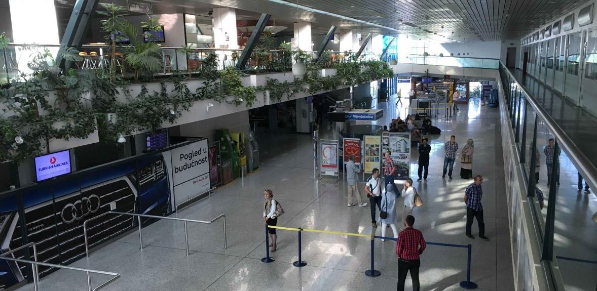 Gubitak sarajevskog aerodroma u 2020. procijenjen na preko 13 miliona KM
