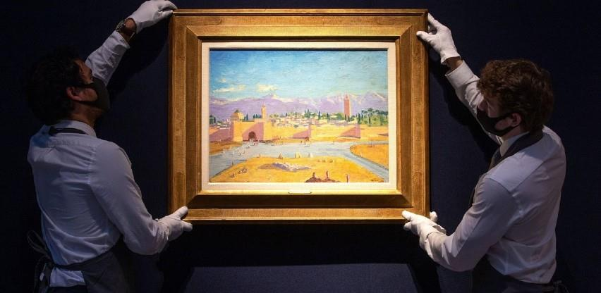 Churchillova slika prodata za 11,6 miliona dolara