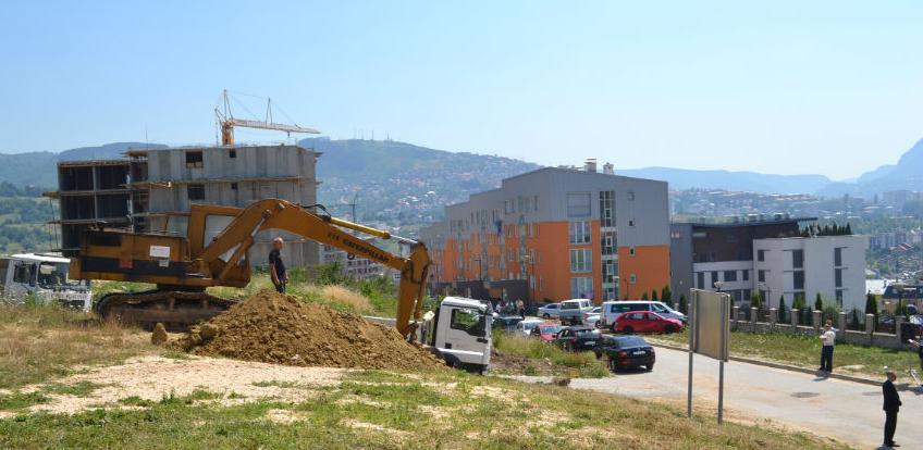 Počela izgradnja objekta osnovne škole na Šipu