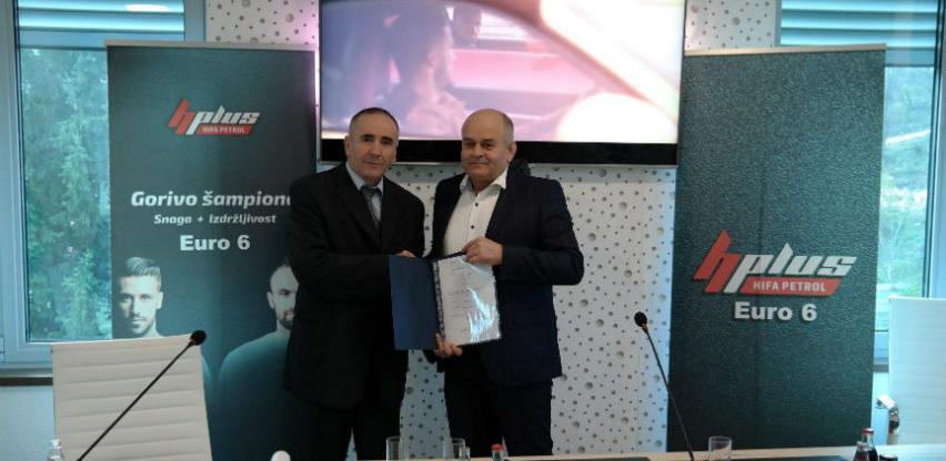 HIFA Petrol prva u BiH dobila industrijsku sigurnosnu dozvolu