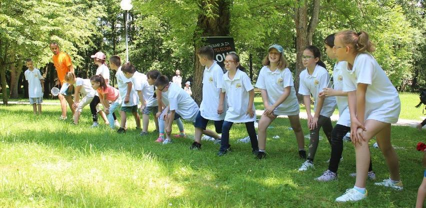 Amel Tuka učio najmlađe o važnosti discipline u ostvarivanju vrhunskih rezultata