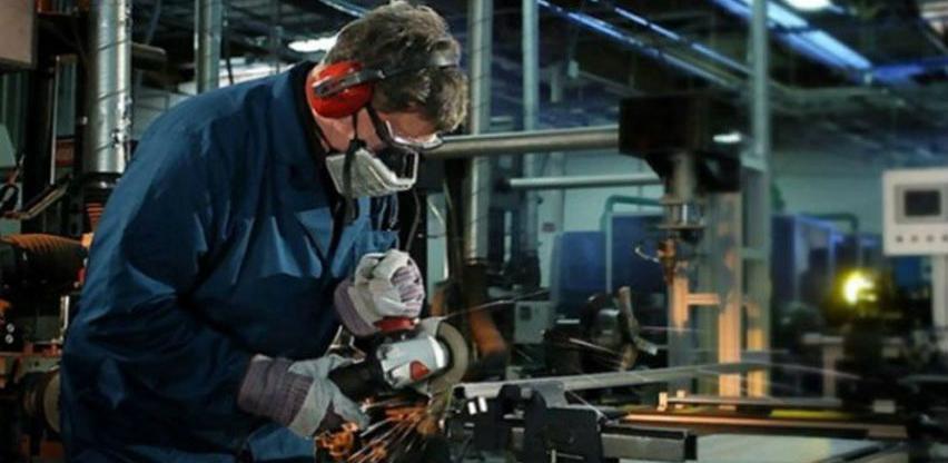 Desezonirana industrijska proizvodnja u BiH bilježi rast od 2,1 odsto