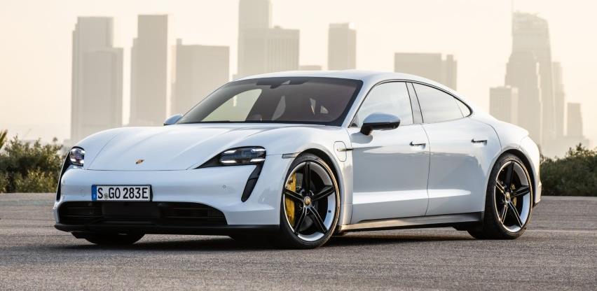 Naučnici proglasili Porsche Taycan najinovativnijim automobilom na svijetu