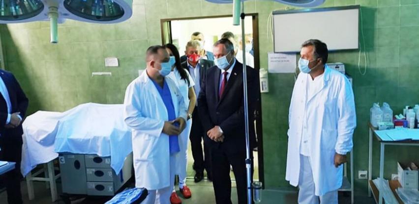 Vlada RS-a uložila sto miliona KM u zdravstvo tokom pandemije
