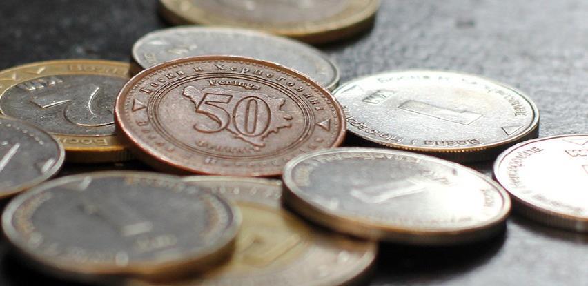 Novih 105 miliona KM u kovanicama od danas se pušta u opticaj