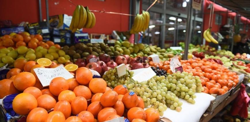 Raste uvoz voća i povrća: Strane voćke preplavile domaće trpeze